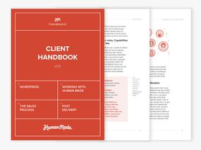Building open relationships: Our Client Handbook